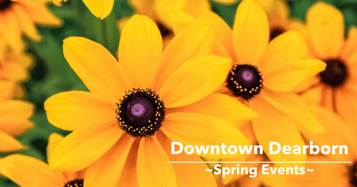 2021 Spring Events